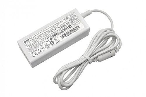 Acer KP.0450H.003 original AC-adapter 45 Watt white
