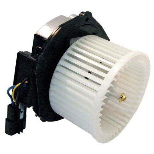 Partomotive For DeVille Eldorado Seville Front Heater AC A/C Condenser Blower Motor w/Fan Cage