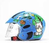 SHOPTOP Casco De Motocross para Niños, Casco De Motocicleta para Niños,...