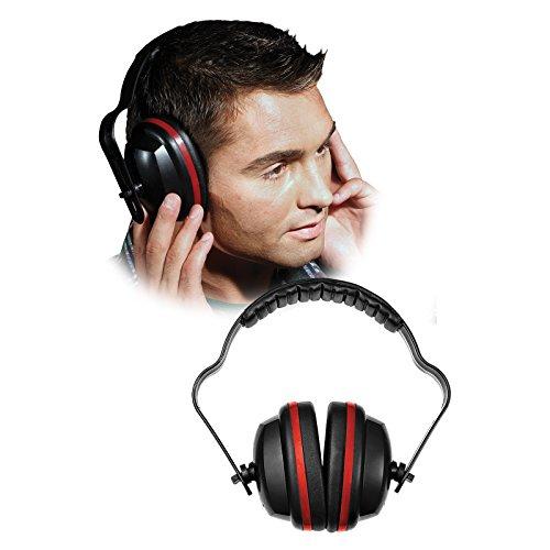 KAPSELGEHÖRSCHUTZ OSB Gehörschutzkapsel Profi Lärmschutz Ohrenschützer Kopfbügel