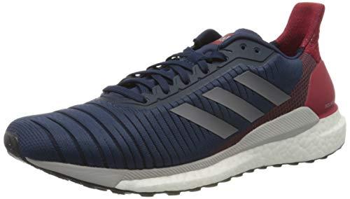 Adidas Herren Solar Glide 19 Straßenlaufschuhe, Conavy/Grefiv/Actmar, 45 1/3 EU