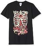 I-D-C CID Vd-pe15293t Camiseta, Negro (Nero), Large para Hombre