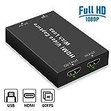 Capture Card, USB HDMI Game Vide...