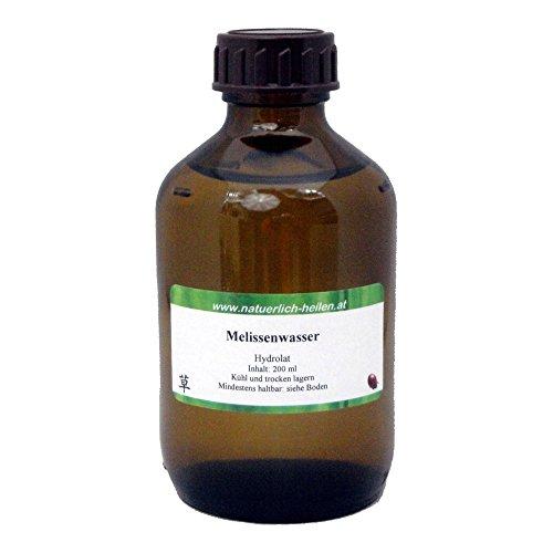 Melissenwasser (Hydrolat) 200ml
