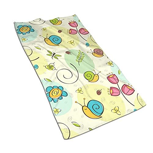 Toallitas de mano de microfibra de 45 x 60 cm, toalla de microfibra suave, súper absorbente y de secado rápido para baño, mano, cara, gimnasio y spa