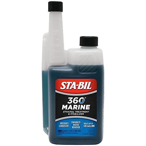 STA-BIL 360 Marine Ethanol Treatment and Fuel Stabilizer - Prevents...