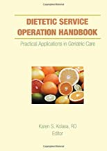 Dietetic Service Operation Handbook: Practical Applications in Geriatric Care