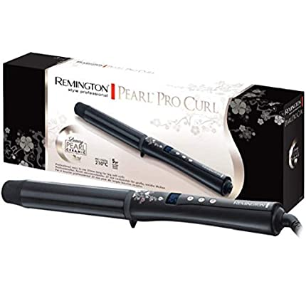 Remington Rizador de pelo, Ondulador de pelo CI9532 Pearl