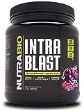 NutraBio Intra Blast - 30 Servings (Grape Berry Crush)