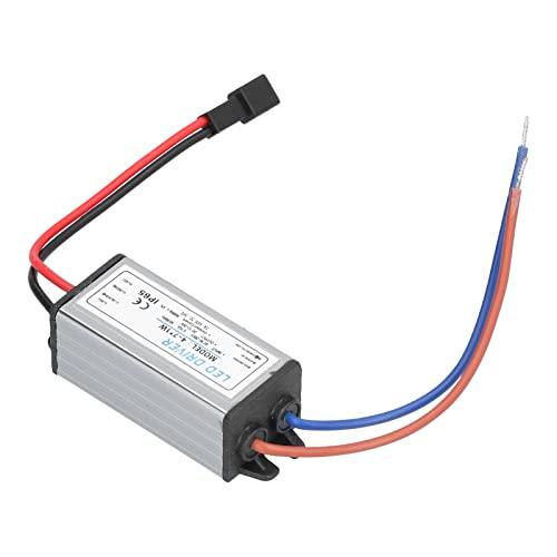 Trasformatore LED compatto, driver LED in alluminio da 20 mm per telecamere Cctv per faretti Mr11/Mr16/Gu5.3