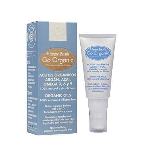 Farma Dorsch Aceite Hidratante Antiedad Para Piel Y Cabello - 50 ml.