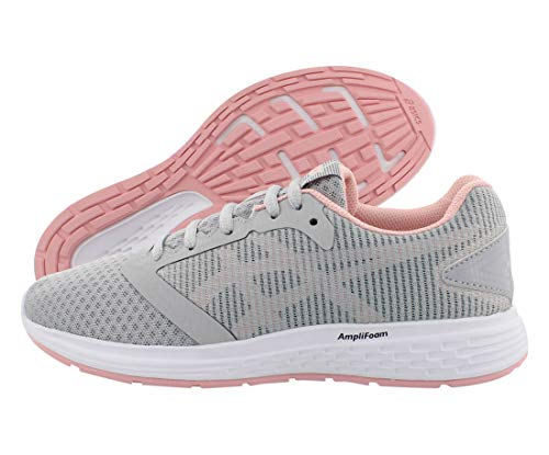 ASICS Women's Patriot Mid Grey/Frosted Rose 8.5 B US