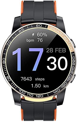 Reloj inteligente para hombre, monitor de fitness para mujer,