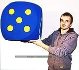 Masters Traditional Games Dado de Espuma Gigante de 50cm - Azul