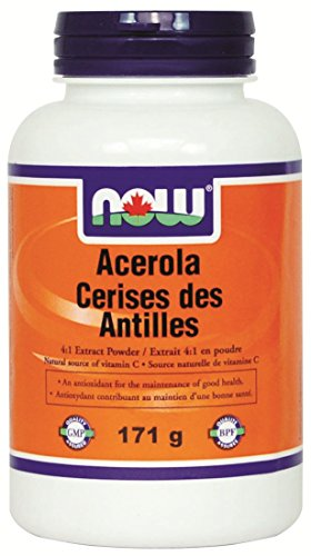 NOW Acerola 4:1 Extract Pwd 171g