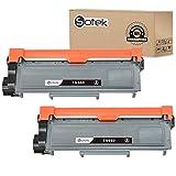 Sotek Compatible Toner Cartridges for TN630 TN-630 TN660 TN-660, Work with MFC-L2740DW DCP-L2520DW DCP-L2540DW MFC-L2700DW MFC-L2720DW HL-L2300D HL-L2320D HL-L2360DW HL-L2380DW HL-L2340DW (2 Pack)