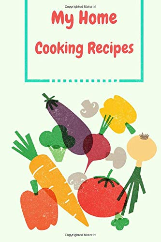 My home cooking recipes