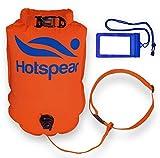 Hotspear Boya De Natación Ultra Ligero 20L para Aguas Abier