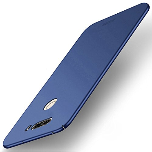 BCIT Funda LG V30 LG V30 Carcasa [Ultra-Delgado] [Ligera] Anti-rasguños Estuche para LG V30 - Azul