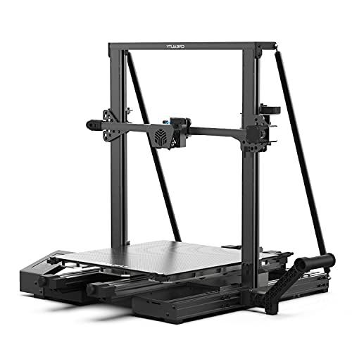 DBKJ CREALITY CR-6 Max 3D Printer FDM All Metal 3D Printers Kit With Upgraded Silent Motherboard, Carborundum Glass Bed Print Size 400x400x400mm