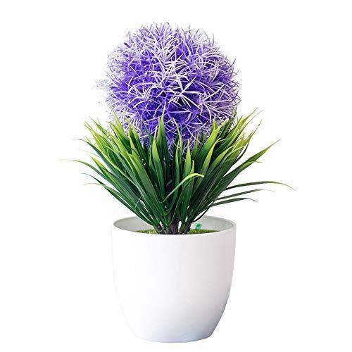 Whiie891203 Plantas artificiales de Snapdragon, ramo de flores para decoración de bodas, centros de mesa florales para el hogar, cocina, jardín, fiesta, bricolaje, decoración