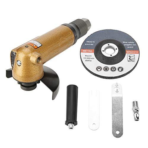 Haakse slijper, pneumatisch slijpgereedschap, 11000 rpm