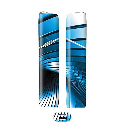 電子たばこ タバコ 煙草 喫煙具 専用スキンシール 対応機種 iQOS 3 MULTI アイコス 3 マルチ Metal (メタル) イメージデザイン 12 Metal (メタル) 01-iq07-0052