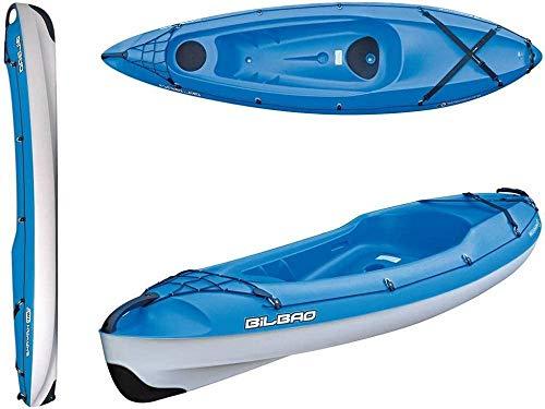 YDXH Bic Bilbao, Blu Kayak - 1 + 1 Persona