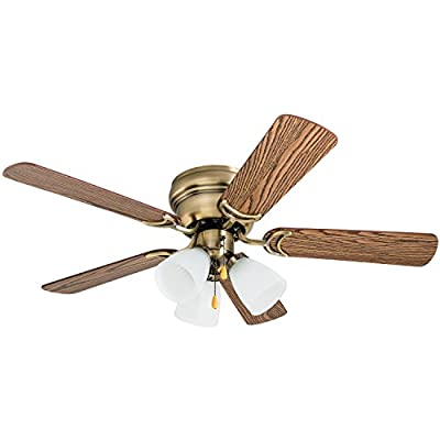 Prominence Home 50863 Whitley Hugger Ceiling Fan