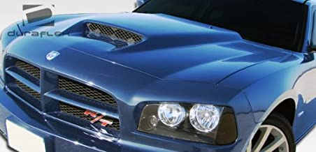Brightt Duraflex ED-VXC-681 Air Hood - 1 Piece Body Kit - Compatible With Charger 2006-2010