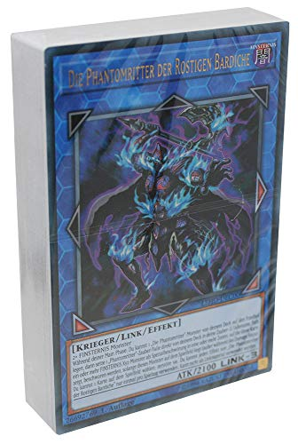 Unbekannt Yu-Gi-Oh - Phantomritter Deck - Legendary Hero Decks - LEHD-DEC - Deutsch