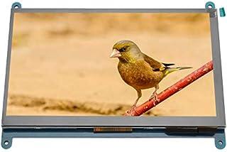 Tool Parts 7inch LCD Display Module LCD driver board Computer Minitor Screen Raspberry Pi Placa de controlador LCD - (Colo...