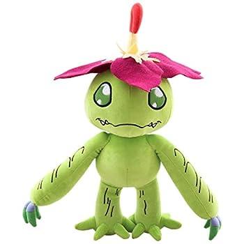 Ggwdta Ninja Digimon Palmon Plush Doll 35 cm Cactus Cartoon Character Stuffed Animal Children s Toy