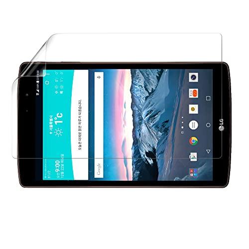 LG G 패드 2와 호환되는 CELICIOUS MATTE LITE MILD ANTI-GLARE 스크린 프로텍터 필름 8.3 (2 팩)