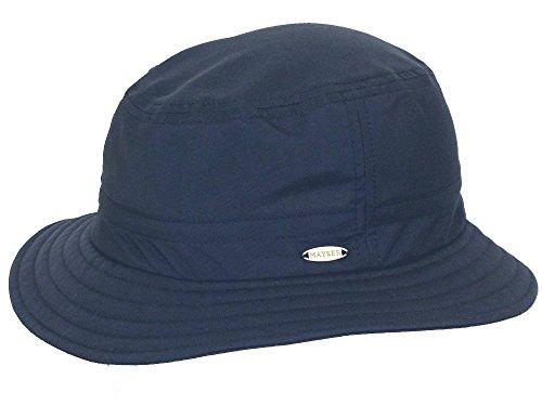 Mayser Kilian plastique Chapeau - Bleu - 55