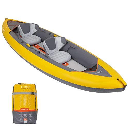ITIWIT Canoa-Kayak 2 plazas hinchable X100+