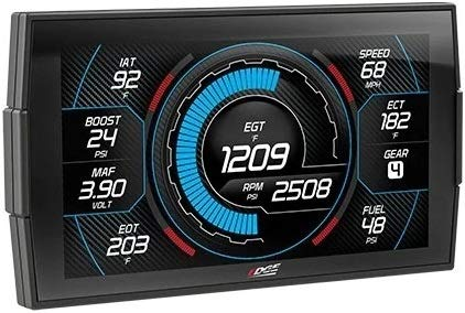 "NEW EDGE INSIGHT CTS3 DIGITAL GAUGE,5"" TOUCHSCREEN,COMPATIBLE WITH 1996-UP ON BOARD DIAGNOSTICS-II VEHICLES"