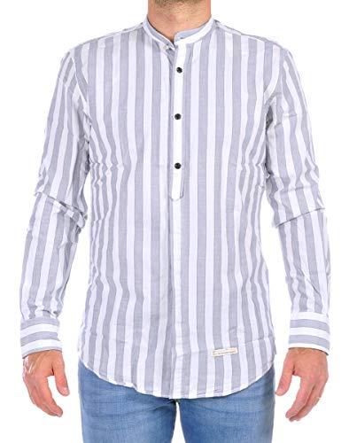 ALESSANDRO LAMURA Camisa hombre White CAPRI58