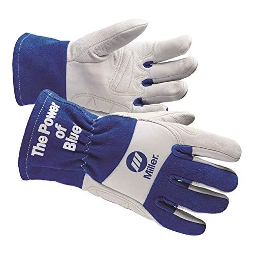 Miller 263354 Arc Armor TIG Welding Multitask Glove, Large