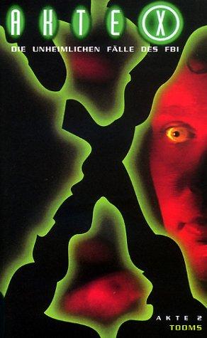 Preisvergleich Produktbild Akte X - Akte 02: Der Fall Tooms [VHS]