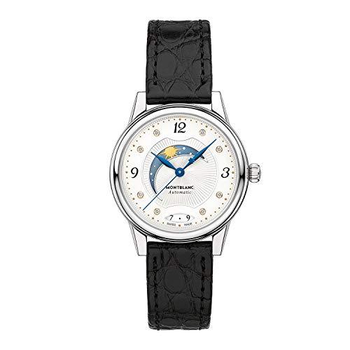 MontBlanc Boheme Día y Noche Automático Señoras Reloj 114730