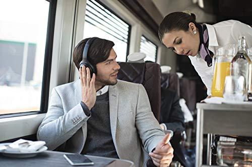 Sony WH1000XM3 - Auriculares inalámbricos Noise Cancelling (Bluetooth, compatible con Alexa y Google Assistant, 30h de batería, óptimo para trabajar en casa, llamadas manos libres), negro