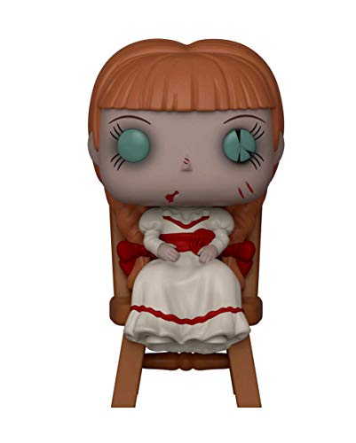 POP-films: Annabelle In Stoel Vinyl-Figuur