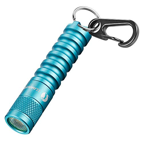 LUMINTOP EDC01 Keychain Flashlight, 120 lumens Pocket EDC Flashlight,36 hours Long lasting,3 modes,IPX8 Waterproof,Powered by AAA battery(not Included) for Indoor and Outdoor …
