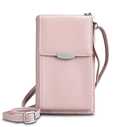 Color: Purple Cash Holders New Genuine Leather Coin Purse Women Mini Wallet Change Purses Money Bag Childrens Pocket Wallets Key Holder Small Zipper Pouch Gimax Coin Purses