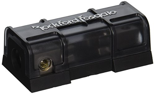 Rockford Fosgate platiniert AGU Stil Fused Distribution Block