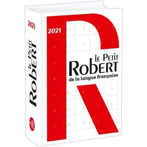 Le Petit Robert de la langue francaise Bimedia 2021: Includes free coded access for 18 months to the online dictionary (Dictionnaires Langue Francaise)