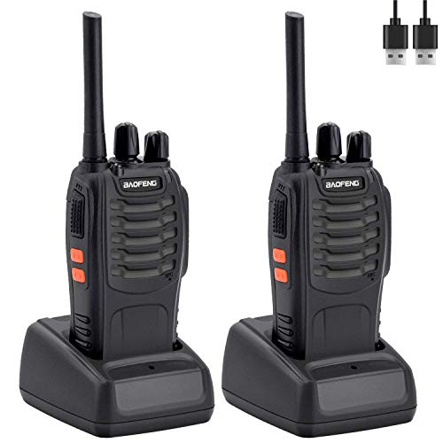 Walkie Talkie Niños Recargable Usb Marca IMURZ