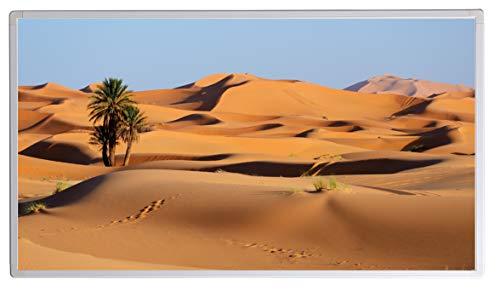 Infraroodverwarming met digitale thermostaat voor stopcontact, elektrische verwarming met oververhittingsbeveiliging, TÜV-getest 600W Wüste in Marokko