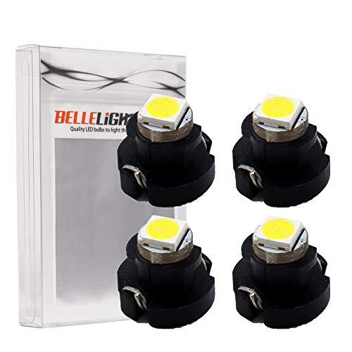 【ベルライト】BELLELiGHT T3 ハイパワーLEDバルブ メーター球 3030チップ 4個セット